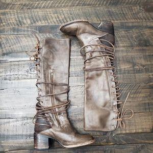 FREEBIRD Coal Boots | 8